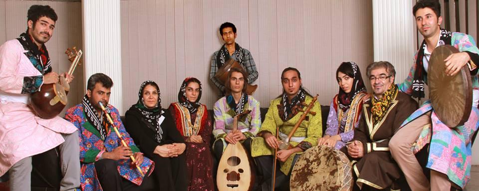 کنسرت لُری در تهران