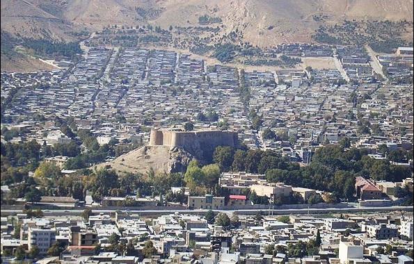 کوچههای تهرانی خرمآباد