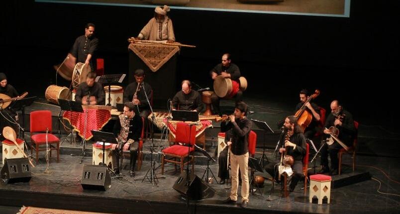 سُرنانوازی محسن کیهاننژاد در کنسرت وحید تاج