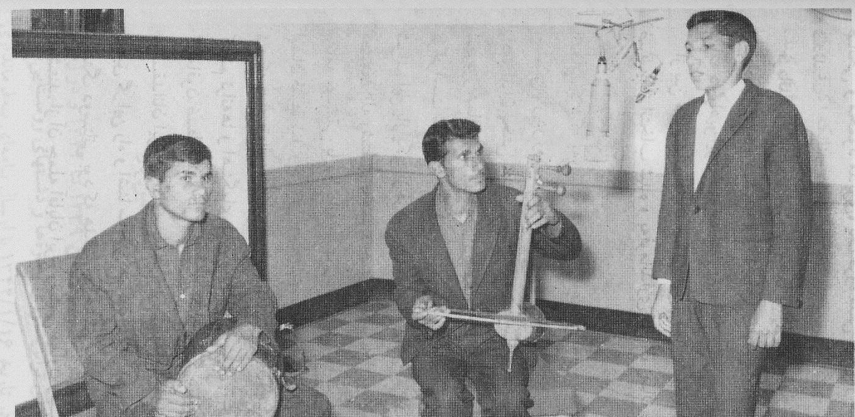 ایزدپناه و اولین موسیقی لُری در رادیو