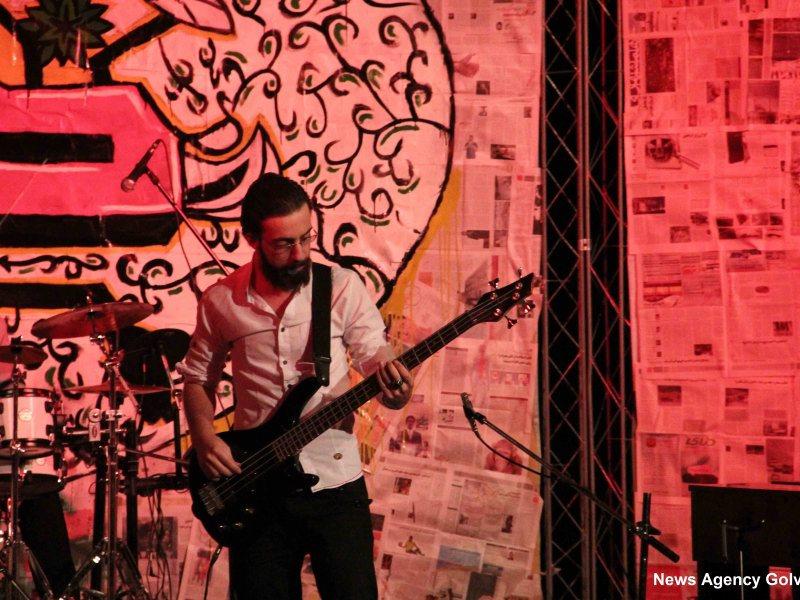 کنسرت دیهیم در خرمآباد برگزار شد
