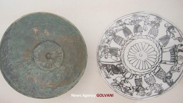 بازدید مجازی از بخش لُرستان موزه ملی ایران