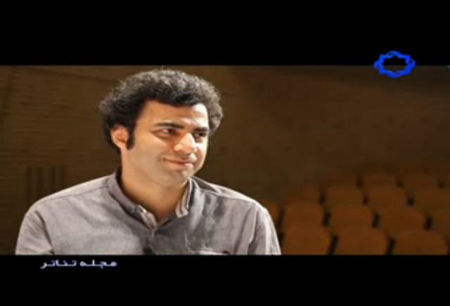 ناصر حبیبیان: نگاهم به تاریخ موزهای نیست