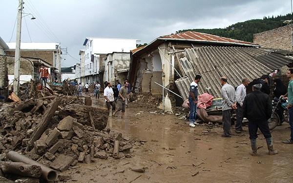 ارسال مامورهای سازمان بازرسی کل کشور به مناطق سیل زده