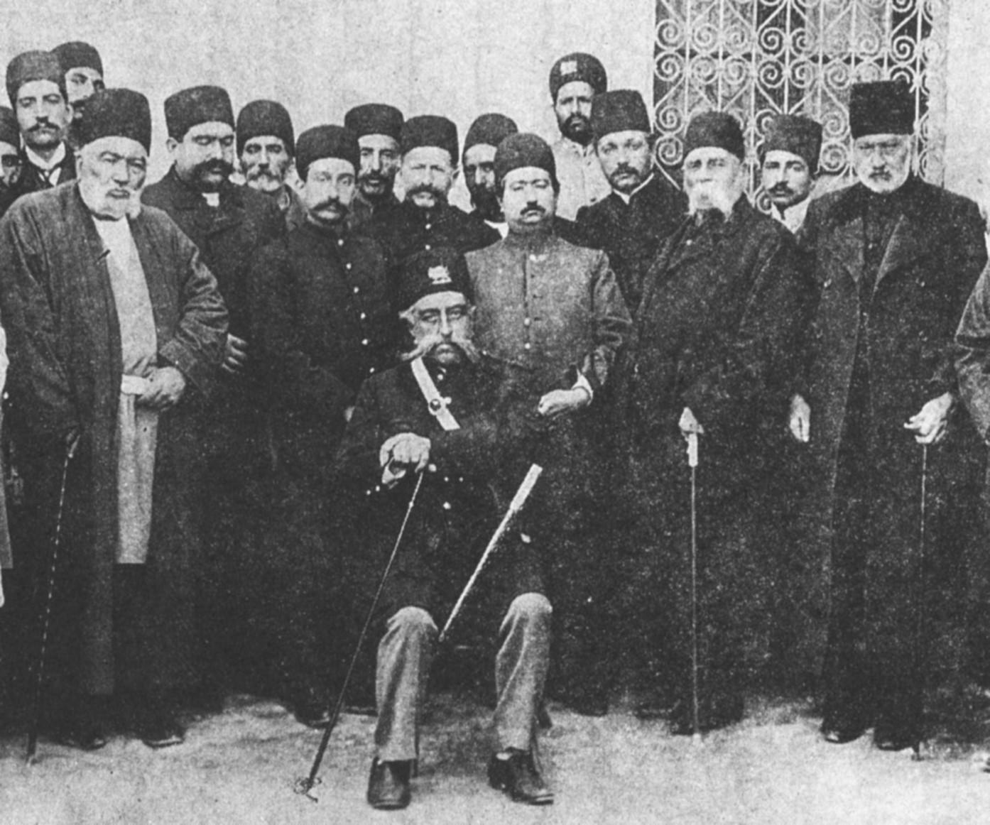 تحولات ایران در قرن نوزدهم