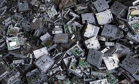 طرح پایلوت بازیافت زبالههای الکترونیکی از حرکت ایستاد