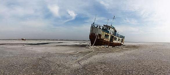 نتایج بدست آمده تیم اعزامی به آمریکا در جهت احیای دریاچه ارومیه