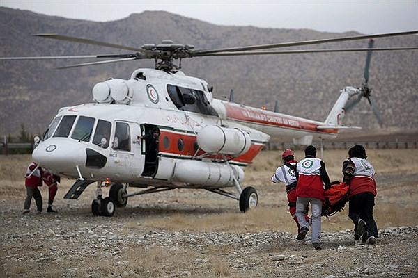 احداث اولین سایت امداد و نجات هوایی کشوری در استان البرز