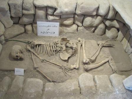 نخستین انسان در لُرستان