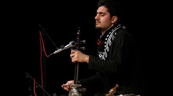 گروه موسیقی طراوت در خرمآباد اجرا میکند