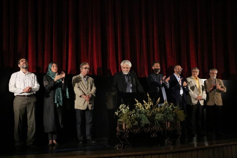 مراسم رونمایی از فیلم سینمایی مزارشریف برگزار شد