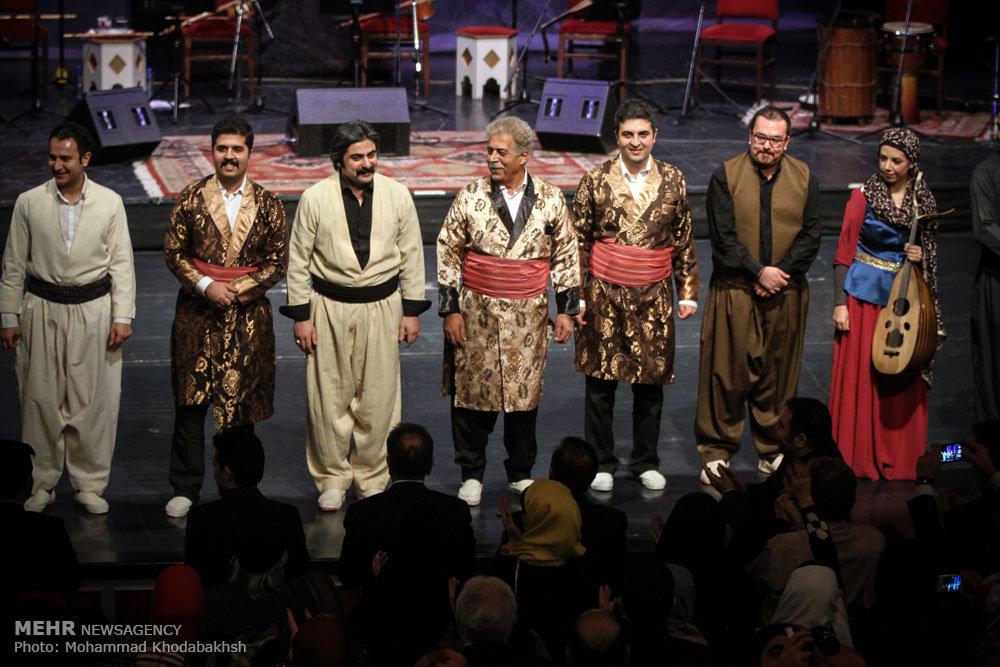 کنسرت فرج علیپور و شاهو عندلیبی در تهران