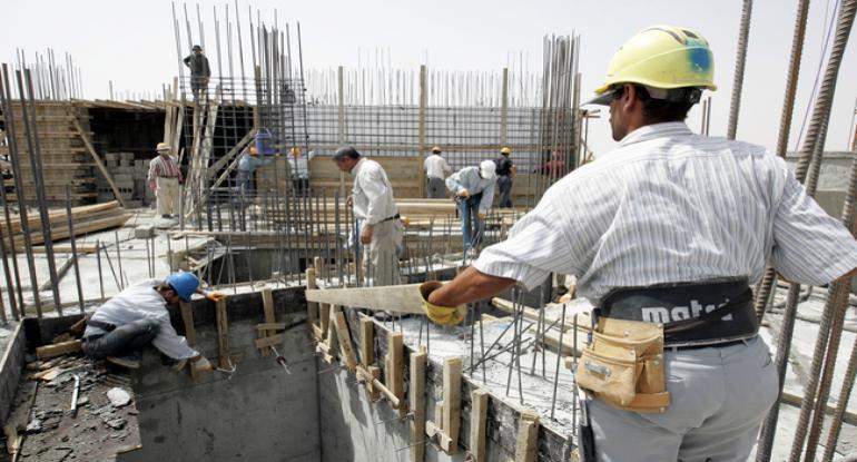 صدور کارت مهارت کارگران ساختمان