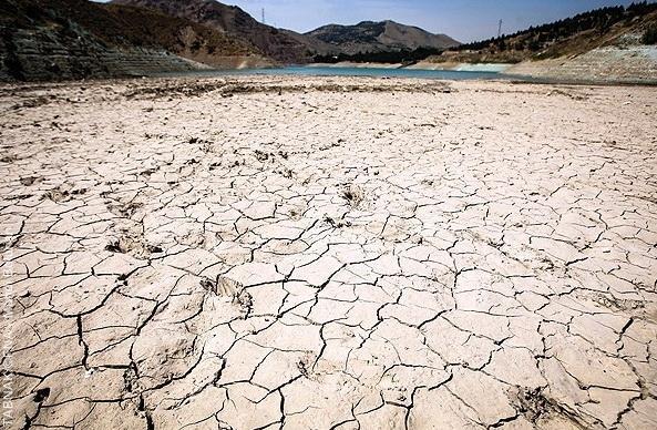 بحران افت آب زیرزمینی کوهدشت