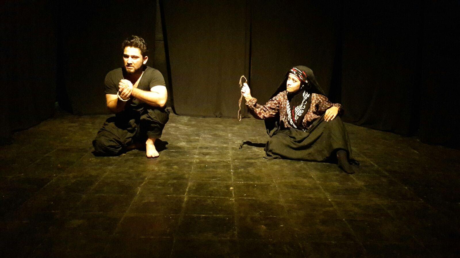 گروه تئاتر اریترین اندیمشک در جشنواره سراسری تئاتر رضوی