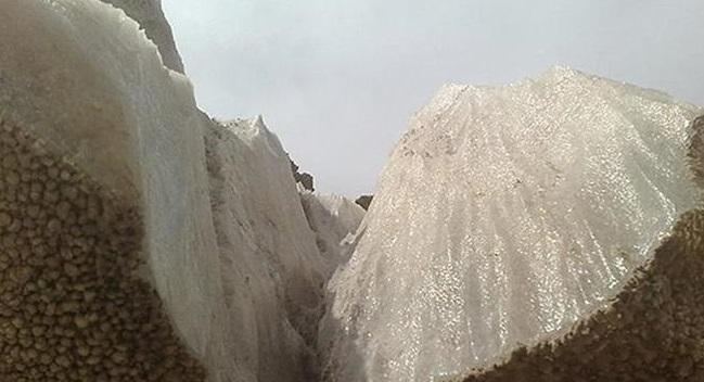 گنبدهای نمکی سد گتوند عامل شوری کارون