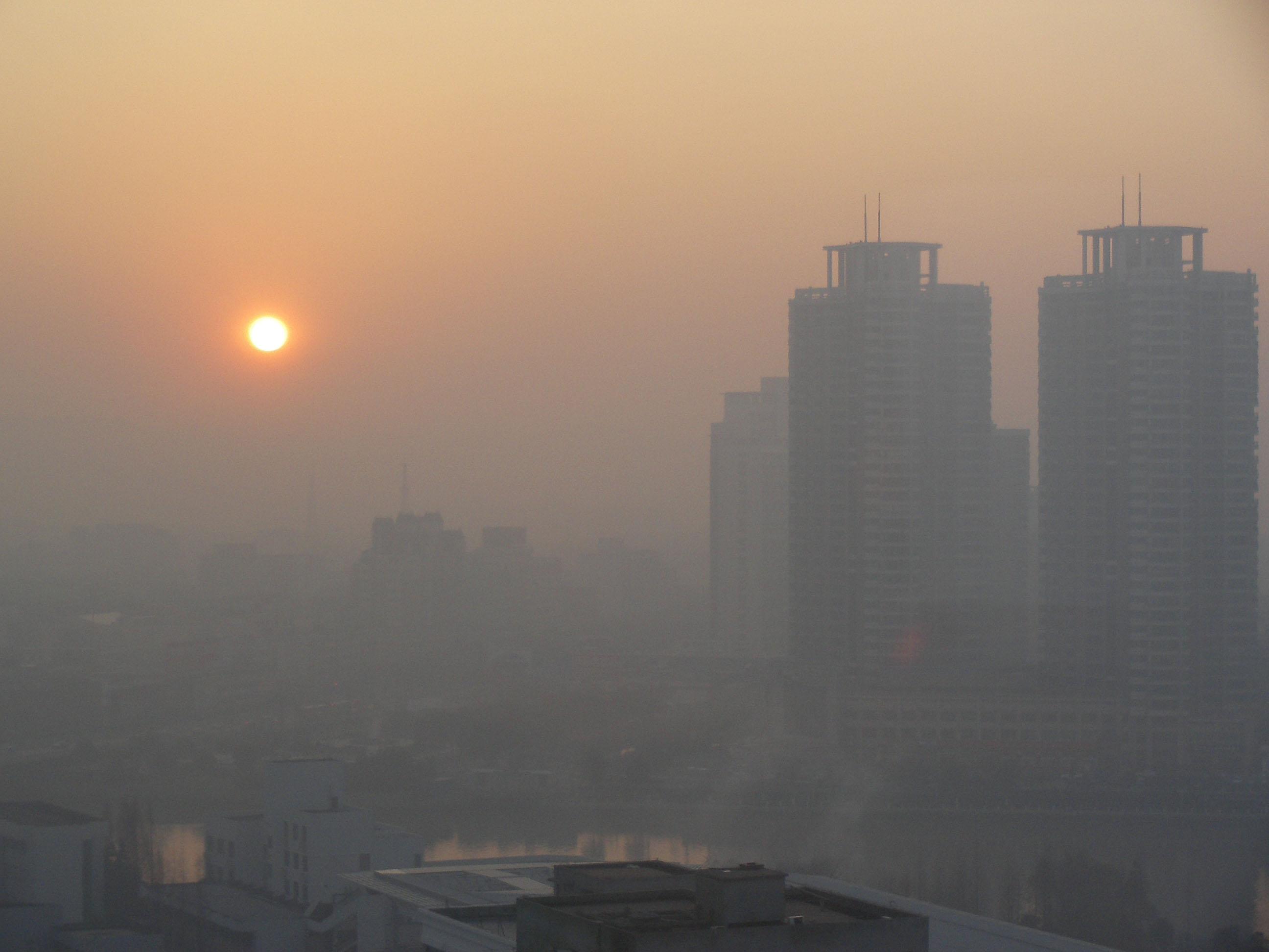 خرمآباد ۳٫۵ برابر حد مجاز آلوده است