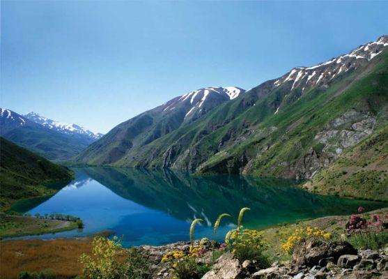 لُرستان پایلوت بالقوه طبیعتگردی کشور