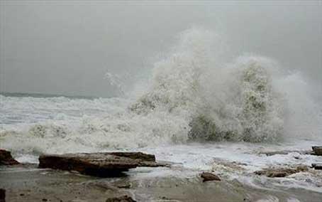 خطر طوفانهای گرمسیری در خلیج فارس