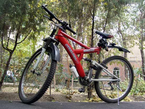 دوچرخهسواری از خرمآباد تا مشهد