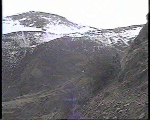 بارش برف در ارتفاعات ازنا و الیگودرز