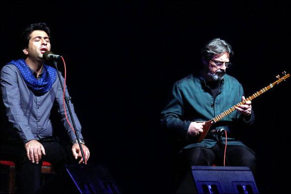 کنسرت علیزاده و معتمدی در تهران و رشت