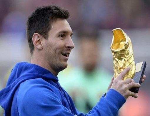 لیونل مسی بهترین بازیکن دنیا شد