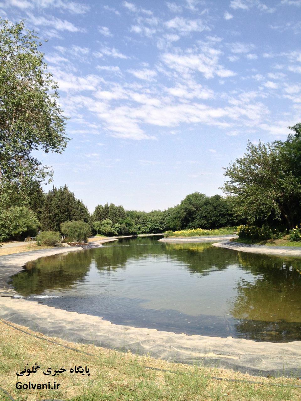 باغ گیاهشناسی ملی ایران به روایت تصویر