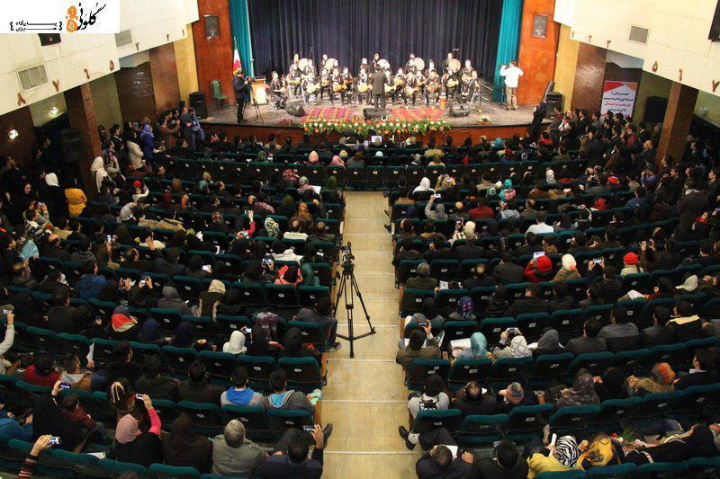 کنسرت سازهای کوبهای در خرمآباد