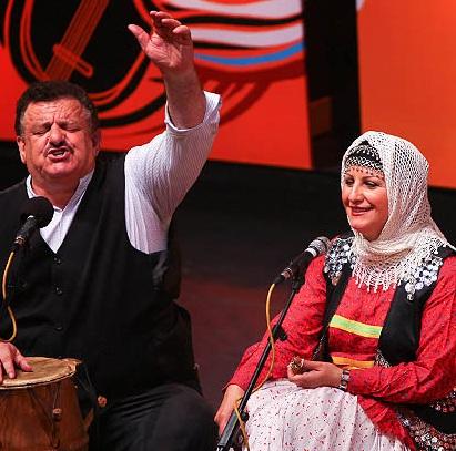 ناصر وحدتی در جشنواره موسیقی فجر