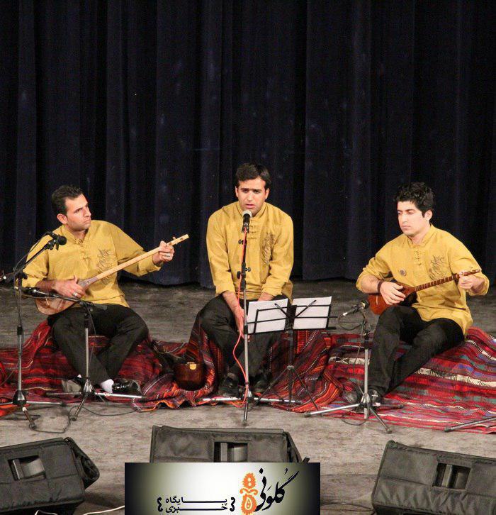 کنسرت گروه تنبورنوازان سیمرغ برگزار شد