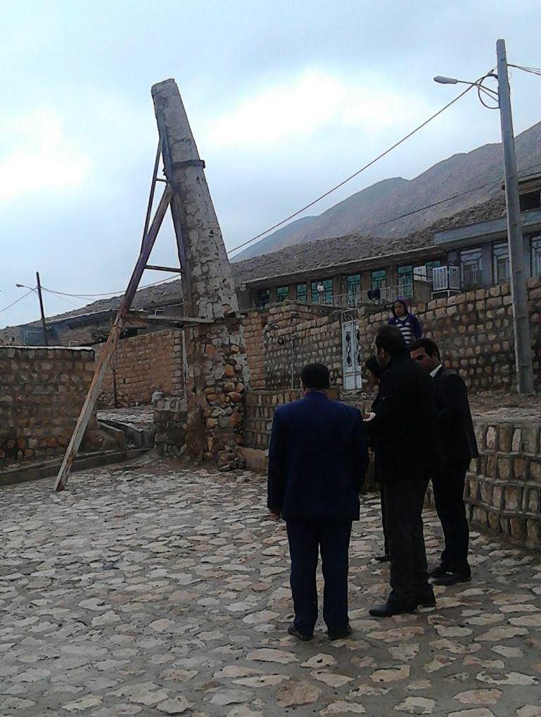 بازدید مدیرکل میراث فرهنگی از آثار کونانی
