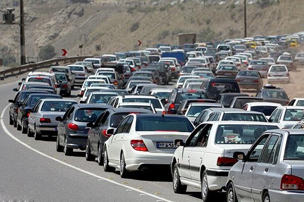 وضعیت جوی و ترافیکی ساعت ۱۳:۰۰