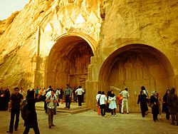 اقامت ۳۳۰ هزار گردشگر در کرمانشاه