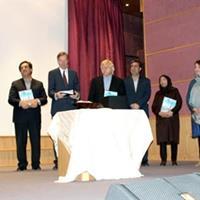 کتاب تهران ۵۰ رونمایی شد