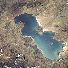 افزایش ۳۰ سانتیمتری تراز دریاچه ارومیه