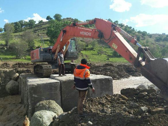 خسارت ۱۴۵میلیاردی سیل به زیرساخت راه لرستان