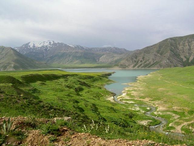 طاعون در پارک ملی لار