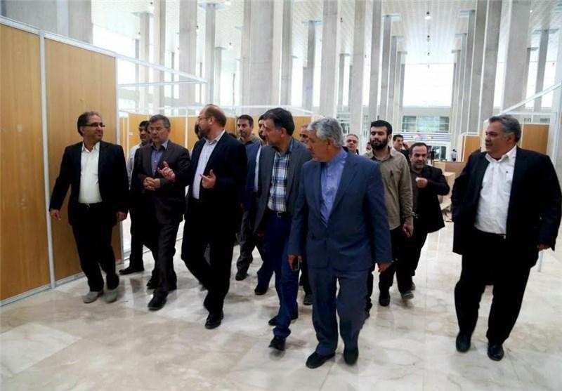 روز شلوغ تشریفات نمایشگاه کتاب تهران