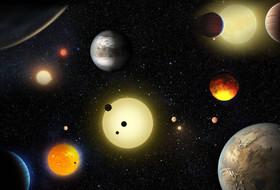کشف ۹ سیاره جدید که احتمالا قابل سکونت هستند