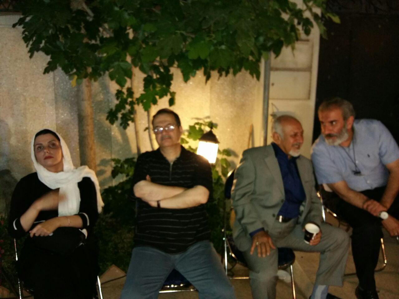 ششمین شب فیلمنامهنویسان سینمای ایران برگزار شد