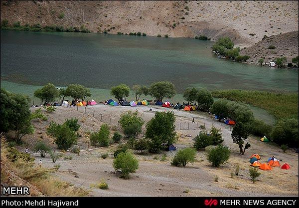 اولین جلسه ساماندهی دریاچه گَهر برگزار شد