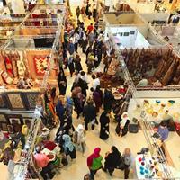 غرفههای برتر نمایشگاه صنایع دستی بهخارج میروند