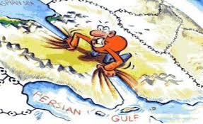 از خزر تا خلیج فارس غیر ممکن است