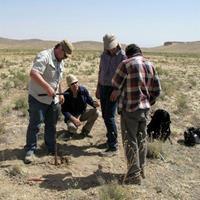 بررسیهای دیرین اقلیمشناسی در پاسارگاد
