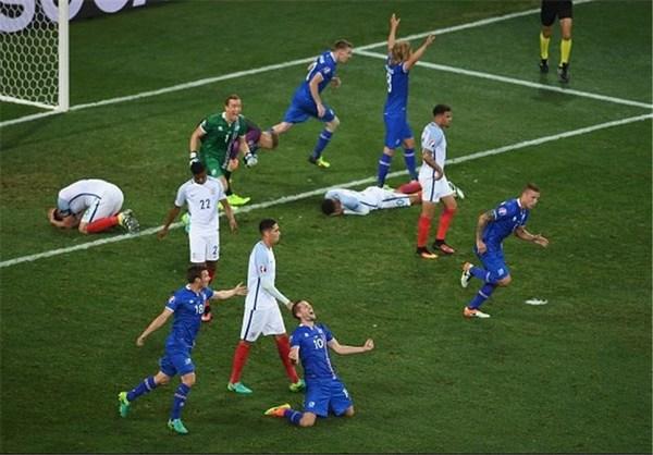 شگفتیسازی ایسلند در شب شکست قهرمان جهان