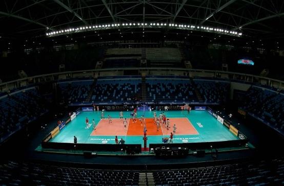 ایران و برزیل در گام نخست لیگ جهانی والیبال
