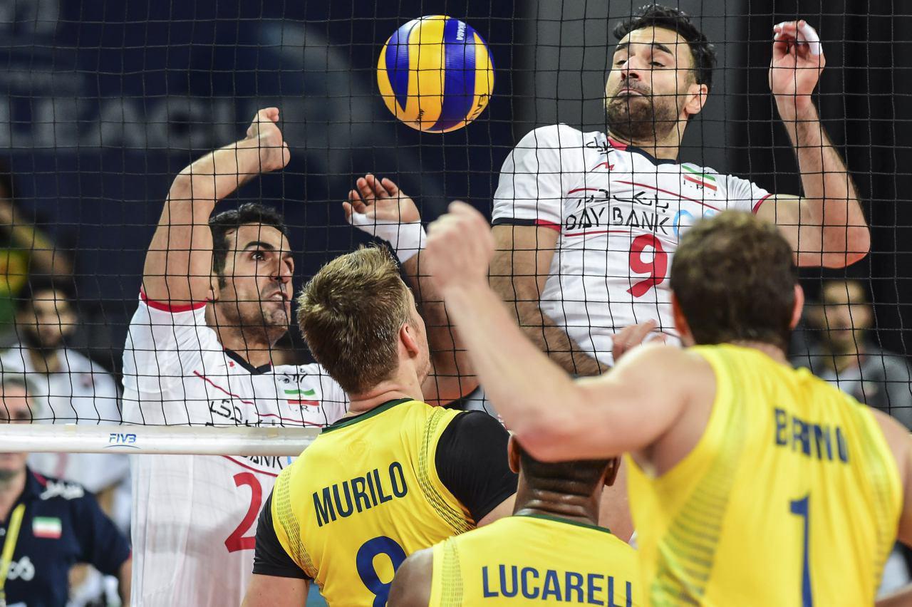 شکست ایران مقابل پرافتخارترین تیم لیگ جهانی