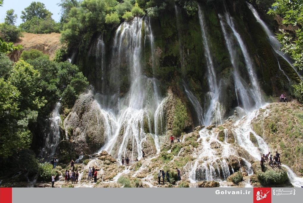 خطر نابودی در کمین آبشار بیشه