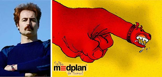 کاریکاتوریست لرستانی در بین برگزیدگان جشنواره مدپلن
